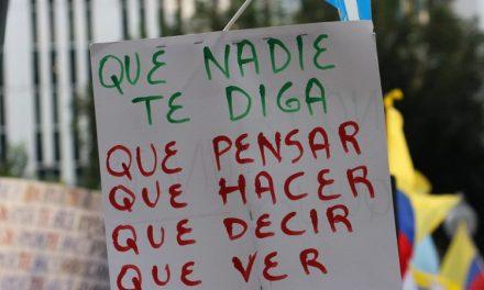 """INFORME SOBRE LIBERTAD DE EXPRESIÓN EN CHILE: PERSISTEN """"DOCTRINAS AUTORITARIAS DEL PASADO"""""""