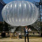 Telefónica y Google llevan Internet por globos a las zonas inundadas de Perú
