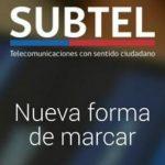 SUBTEL ANUNCIA ROAMING AUTOMÁTICO INTEREMPRESAS PARA ASEGURAR COBERTURA EN EMERGENCIAS