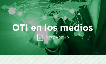 Presencia mediática Evento OTI – Mayo 2017