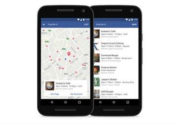 Facebook presentó un buscador global de redes Wi-Fi