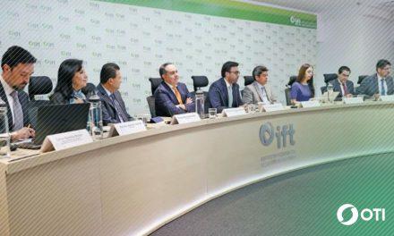Comisionados van por presidencia del IFT