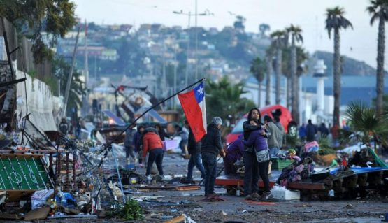 El rol de las TICs en las catástrofes naturales