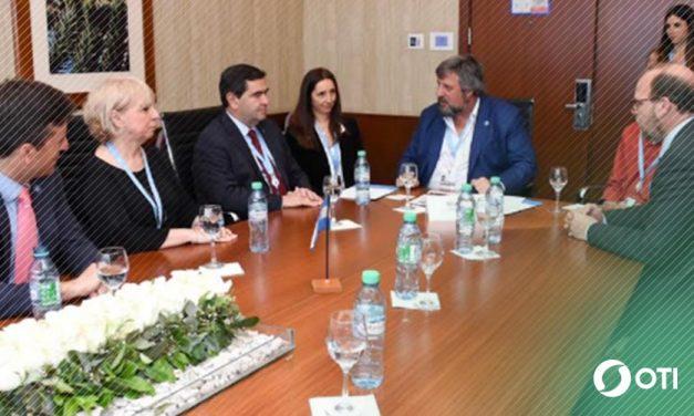 Argentina: Enacom se reunió con organismos y reguladores internacionales en el marco de la CMDT-17