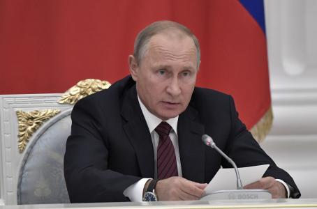 Restricción a medios rusos en EU atenta contra libertad de expresión: Putin