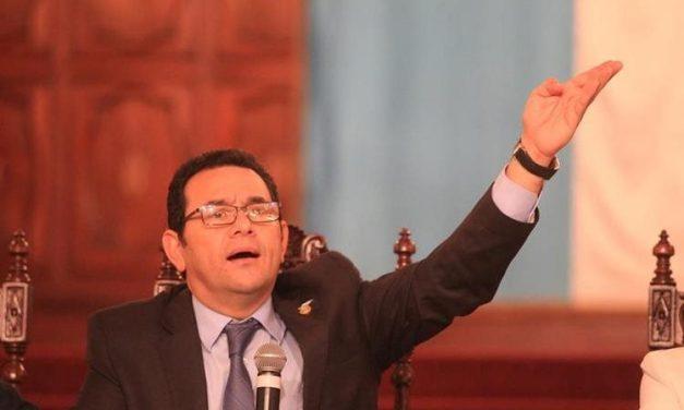Gobierno niega violaciones a la libertad de expresión y rechaza informe de PDH