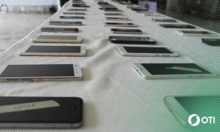 De 100 celulares que reportan como robados en Bogotá se recuperan 7