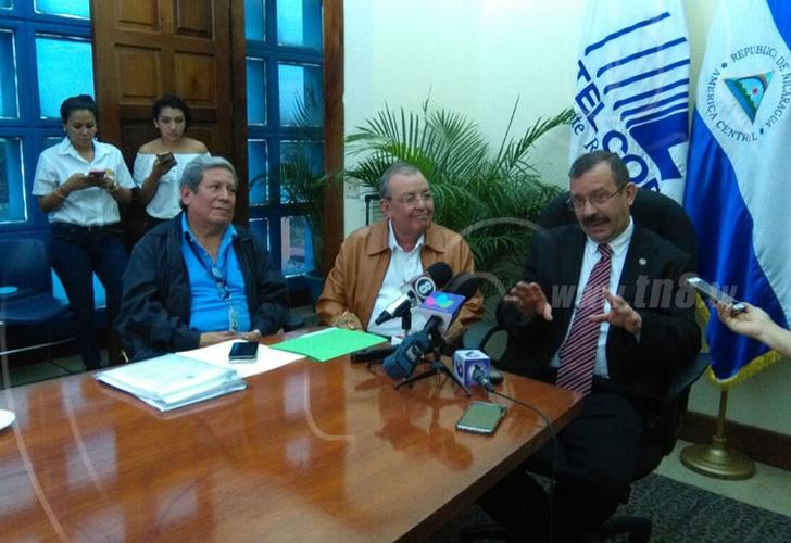 Nicaragua recibe sistema de telecomunicaciones ante emergencias