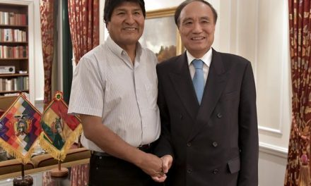 Presidente de Bolivia y Secretario de la UIT abordan desafíos en las telecomunicaciones