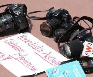 Violencia contra periodistas, peor en México que en Siria: ONU
