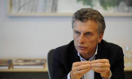 Exclusivo: Macri saca en enero la ley de convergencia por DNU