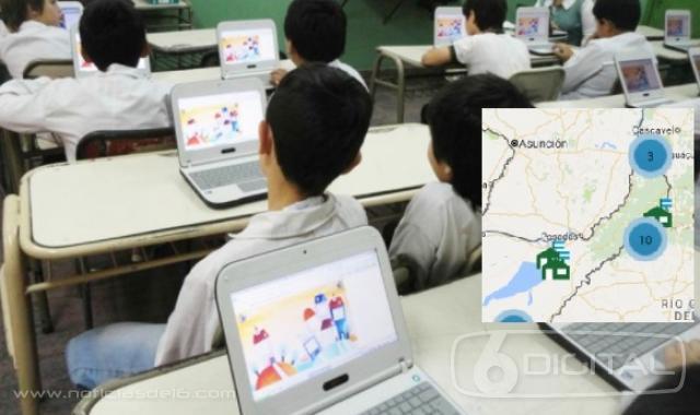 En Misiones, más de 2 mil establecimientos educativos tendrán internet a través del Plan Federal de Conectividad