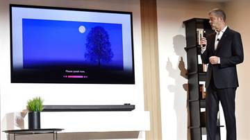 CES 2018: para LG, su futuro está en los robots hogareños y los asistentes digitales