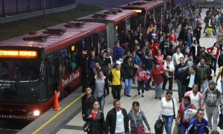 TransMilenio ahora tiene Wifi gratis para los usuarios