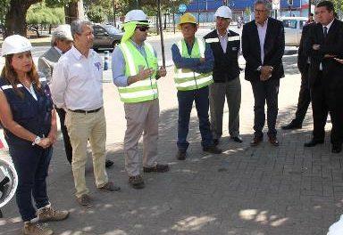 Inicio de plan piloto de retiro de cables de telefonía en desuso en Rancagua