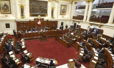 01.02.2018 Comisión de Constitución verá hoy proyecto para regular publicidad del Estado