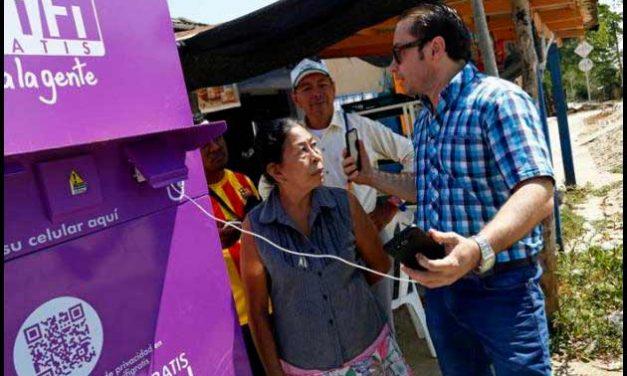 MinTIC sigue ampliando zona wifi gratis en el departamento de Sucre